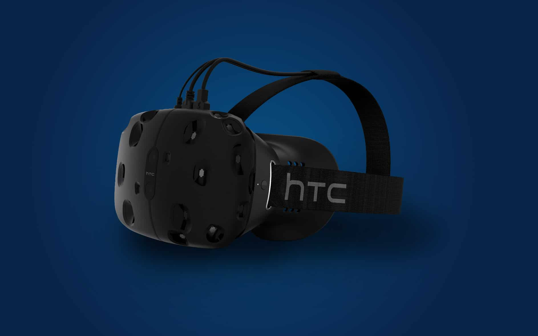 stream through htc vive