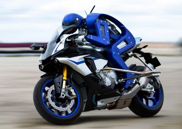 Yamaha Motobot1