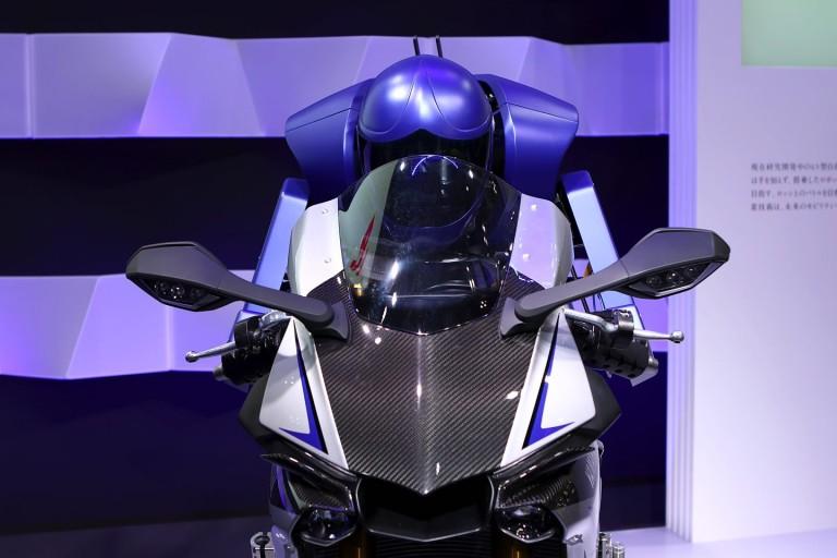 Yamaha Motobot2